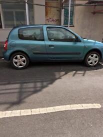 Renault Clio Dynamique Billabong 16v 2003 3 Door Hatchback