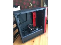 Un-used case from pre build for sale including 500w power supply