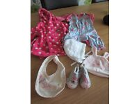 BABY CLOTHES 0-3 MONTHS GIRLS