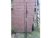 New unused fishing rod
