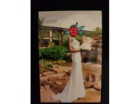 Wedding dress UK Size 6-8