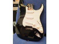 Fender squier Stratocaster full size body & extras