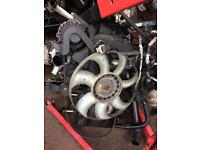 Ford transit 2012 Mk7 2.2 Rear Wheel Drive engine