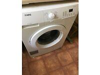 AED PROTEX Washing Machine