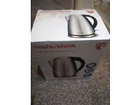 New Morphy Richards Kettle
