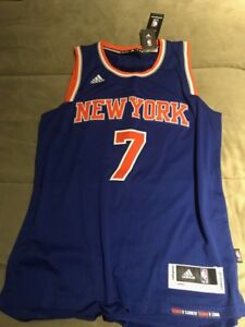 $50-BRAND NEW-OFFICIAL NBA CARMELLO ANTHONY JERSEY