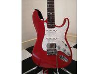 Hybrid no brand Stratocaster