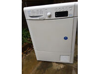 Used Condensing Tumble Dryer by Indesit