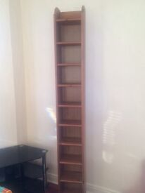 Bookcase/DVD stand