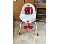 Mamas & papa's high chair