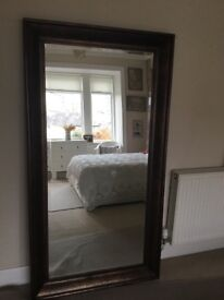 Lovely full length mirror, perfect condition