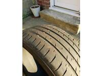 1x Continental Contact Sport 3 Tyre. Nearly New.