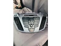Ford custom dab radio
