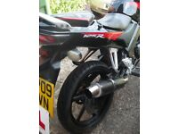 Honda CBR 125cc Sports bike. 12 mnths mot. Well looked after