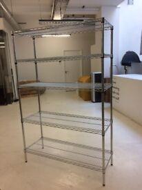 Metal Storage Racks/ Shelving