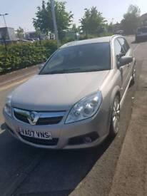 Vauxhall signum exclusiv CTDI 150