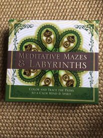 Meditative Mazes and Labyrinths for sale