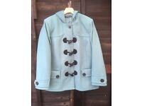 Ladies Duffle Coat. Size 16