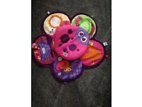 Lamaze spin and turntable