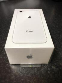 iPhone 8 256gb unlocked (NEW)