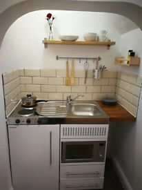 **Compact Studio to Let**