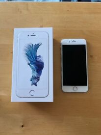 iPhone 6S Silver 128GB - LIKE NEW