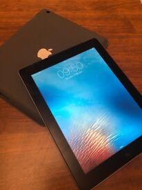 Apple iPad 3 64GB WiFi & Cellular (3G Network) Black (3rd Gen iPad) - Locked to Orange Network