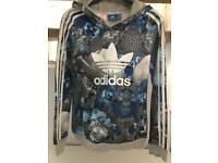 Adidas girls hoody jumper 13-14years