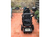 City Select by Baby Jogger double buggy