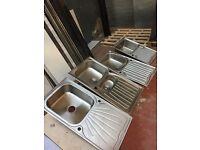 Kitchen Sinks (Ex Showroom)