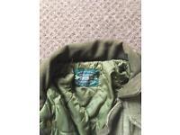 Men's Tweed Field coat M
