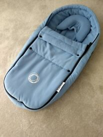 Bugaboo cocoon. Ice blue. Excellent condition