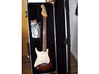 Left Hand Fender Stratocaster, USA.