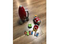 Elc rocket and accessories