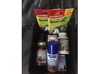 Dog treatments x 9 items