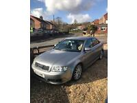 2003 Audi A4 quattro 2.5 v6 diesel 🚗 MOT DECEMBER 2018 🚗 DRIVES PERFECT px for astra vectra mondeo