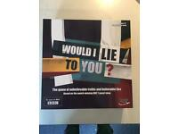 Would I Lie To You? - Board Game