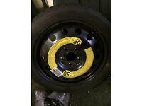 Audi vw seat Skoda spare wheel 5x112