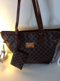 Ladies brand new with tags handbag free delivery