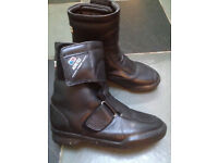 Ladies Motorbike boots 'AKITO' size 6 New
