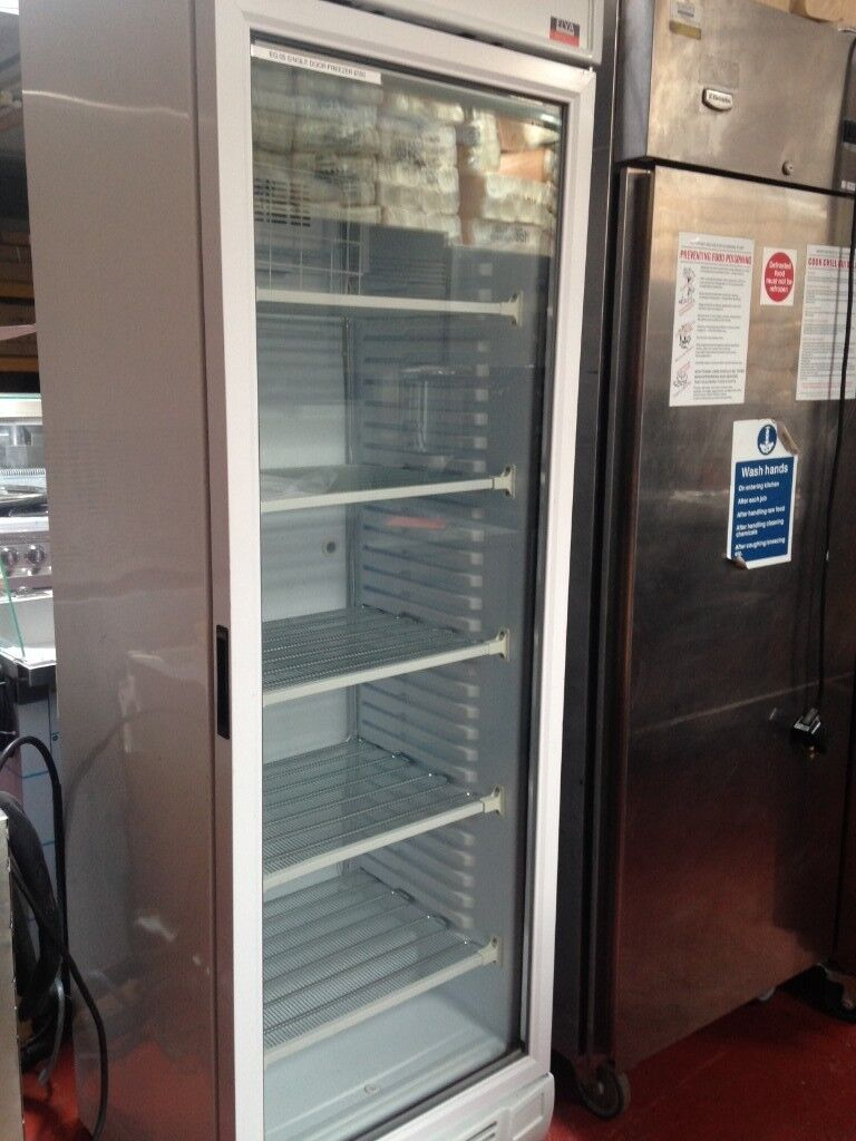 Single Glass Door Upright Freezer In Basingstoke Hampshire Gumtree