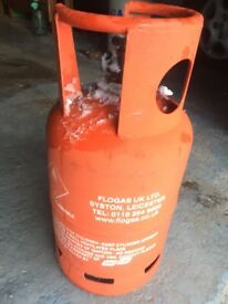 6kg Propane gas bottle. £19