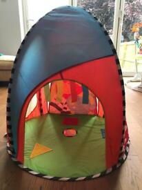 ELC Baby sensory dome tent play toys