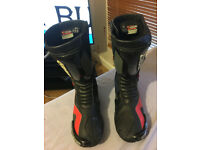 for sale xpd motorcycle boots size eu 47 uk 11.5 v good condition