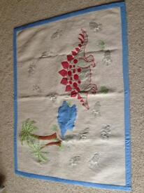 Laura Ashley Dinosaur rug