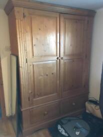 Antique Pine Bedroom set