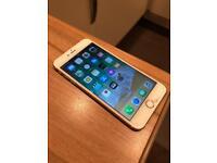 Iphone 6s plus 128gb gold Excellent condition
