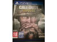 Call of duty ww2 playstation 4
