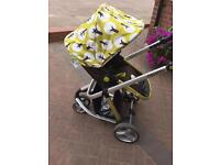 Cosatto giggle treet travel system