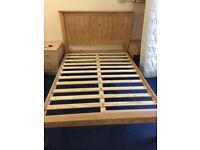 Aspley double bedframe